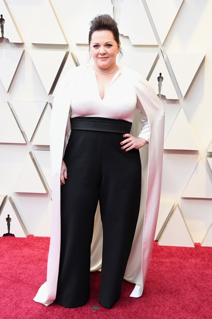 Melissa McCarthy at the 2019 Oscars