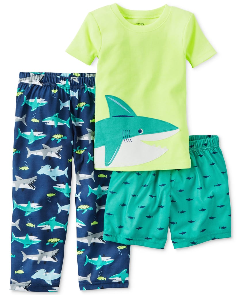Shark Pajama Set