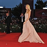 Gwyneth Paltrow at the Venice Film Festival premiere of Contagion.