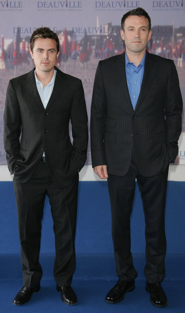 ¿Cuánto mide Casey Affleck? - Altura - Real height Pictures-Ben-Casey-Affleck