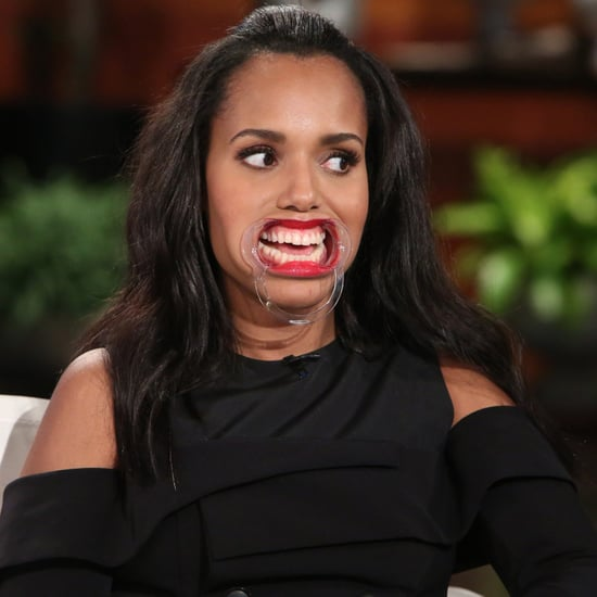 Kerry Washington Plays Speak Out on Ellen DeGeneres 2017