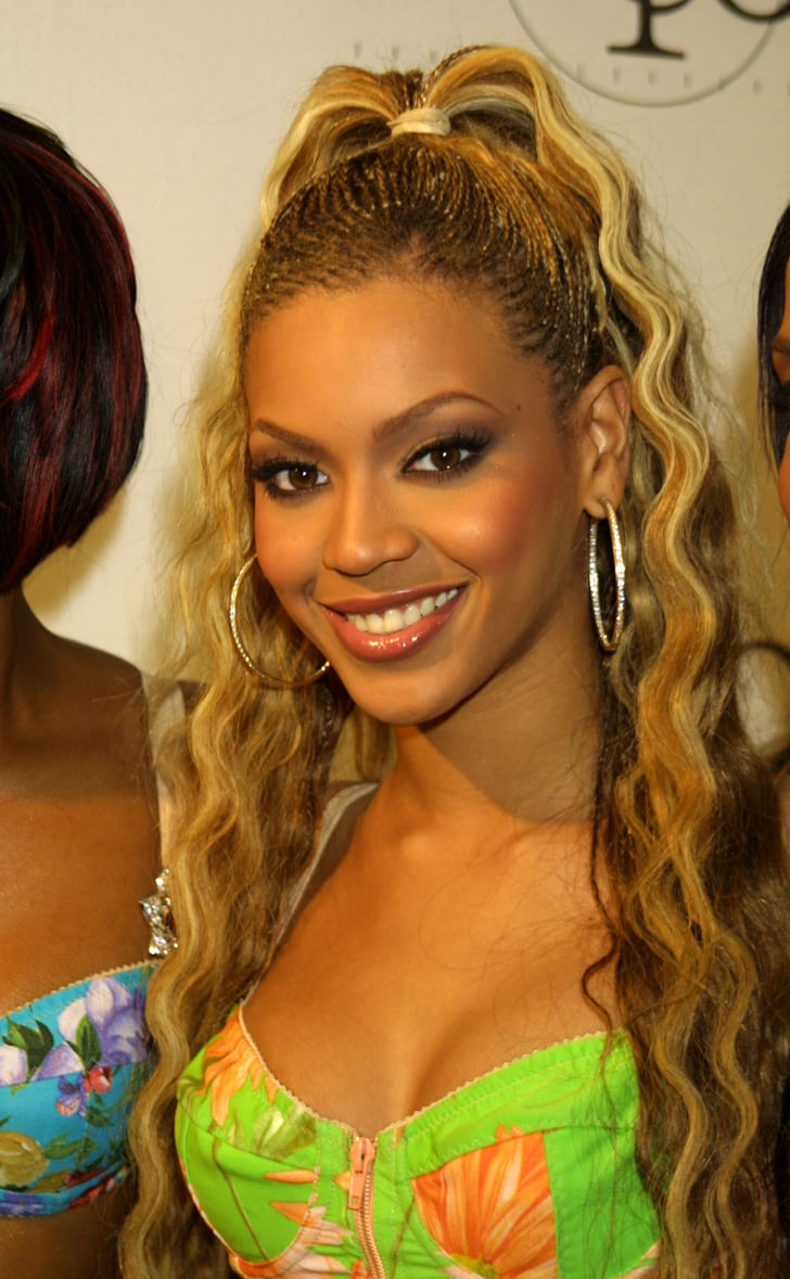 March 2001 Pictures Of Beyonce Over The Years Popsugar