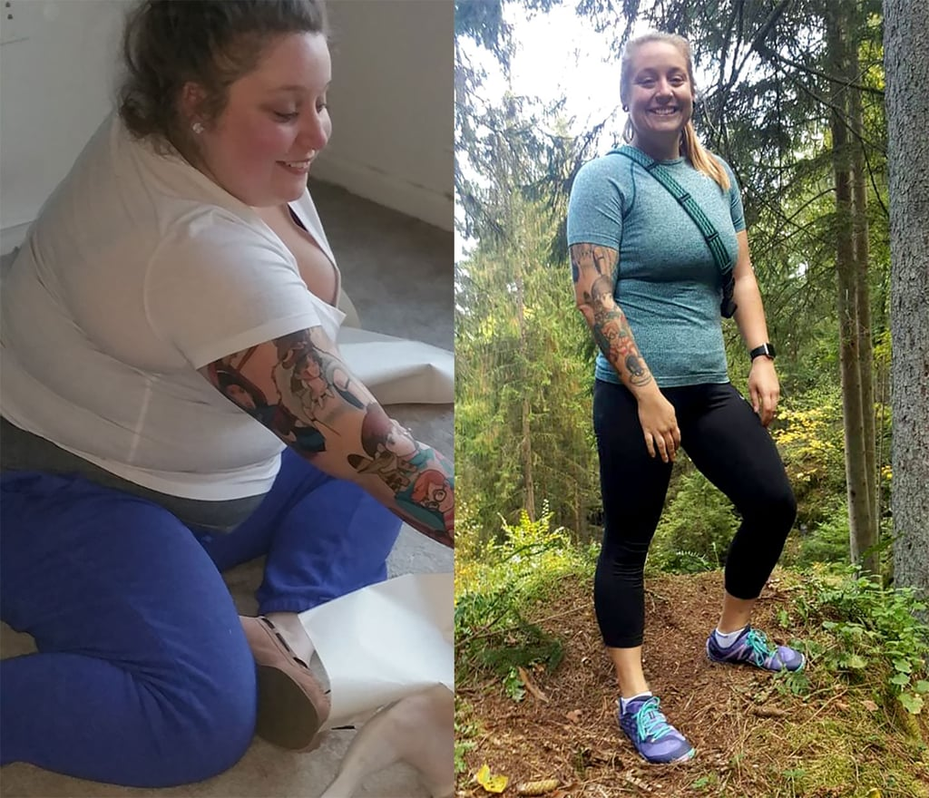 37-Kilo Weight Loss Transformation and Binge Eating