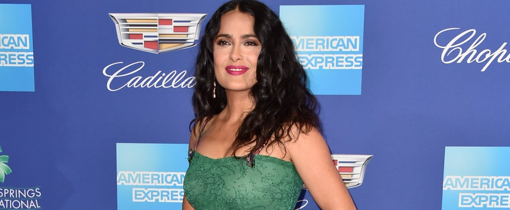 Looking at These Photos Will Convince You Salma Hayek Can Wear Anything