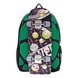 Teenage Mutant Ninja Turtles Skateboarding Backpack