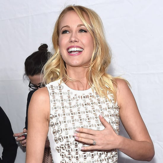 Anna Camp's Engagement Ring