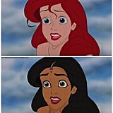 Ariel as a Different Race