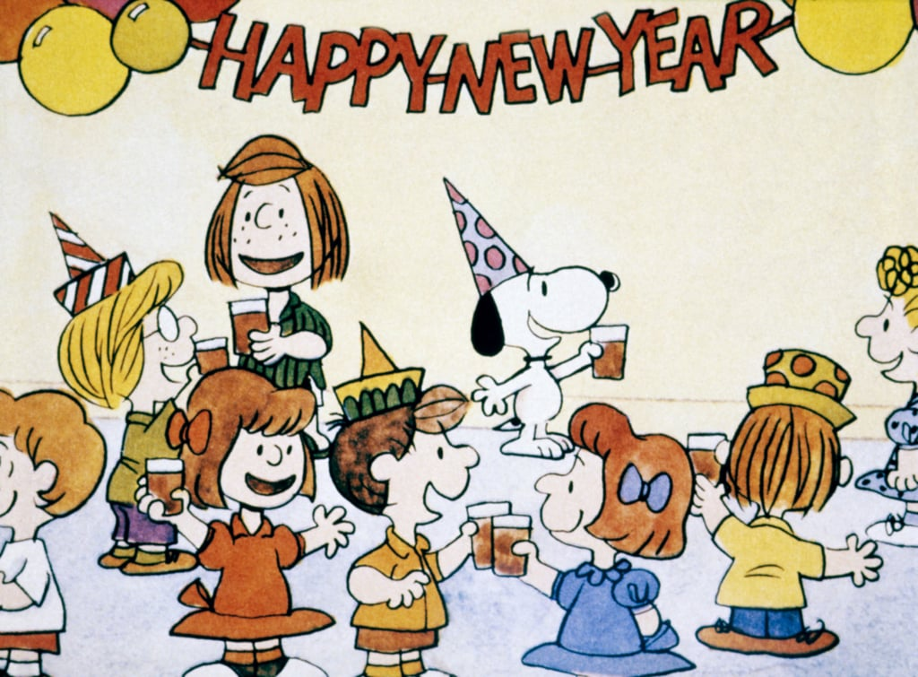 Happy New Year, Charlie Brown, age 4+, Dec. 26, 8 p.m., ABC Circumstances cause the Peanuts gang to create their own traditions, and while they may not always find total success (does Charlie Brown ever get to kick that football?), friendship always saves the day.