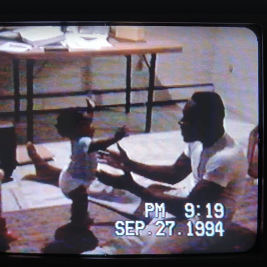 Man Finds Family in Old VHS Tape of Baby Taking First Steps
