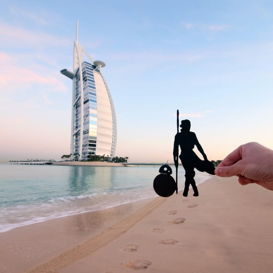 Instagram Account Paperboyo Puts Star Wars Twist on Dubai