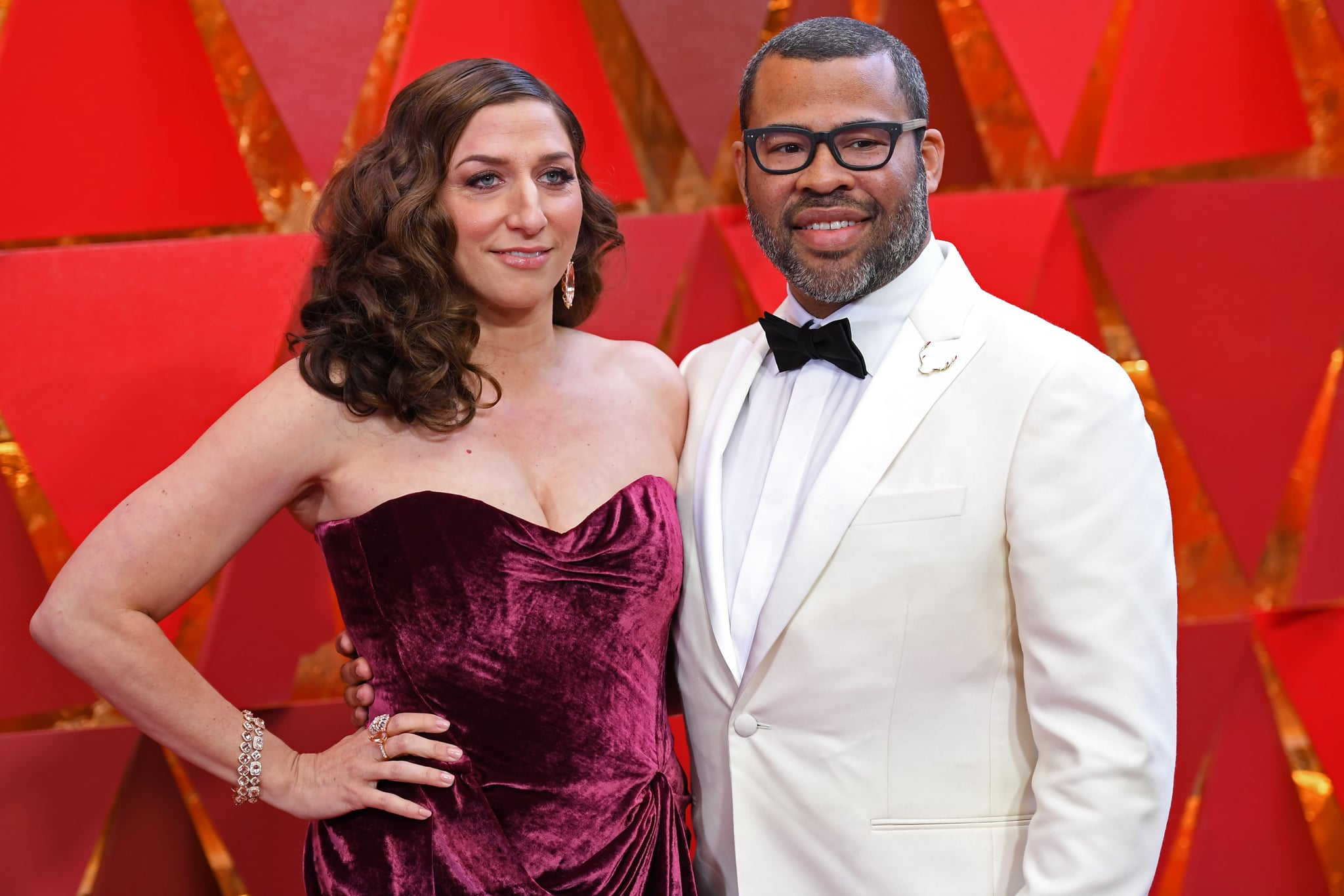 Jordan Peele wins first Oscar for 'Get Out'