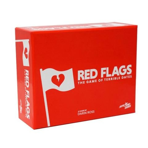 red flages a game of terrible dates 59 95 great gifts for your