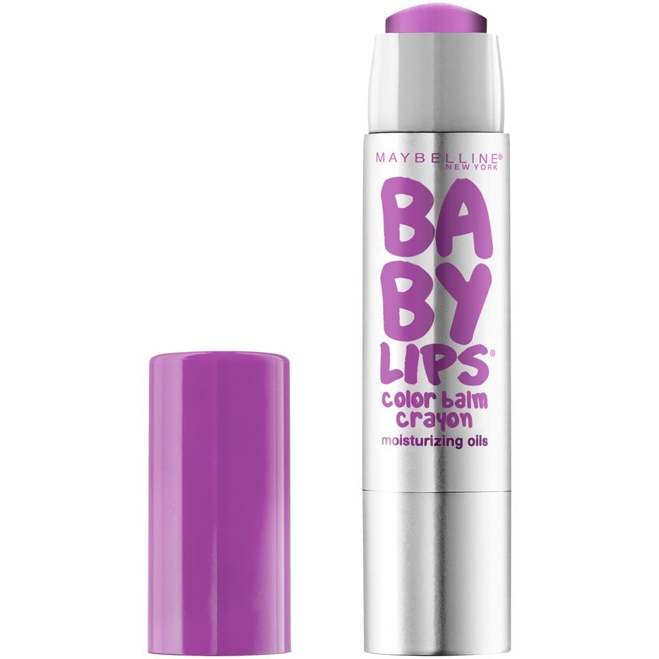 Maybelline Baby Lips Color Balm Crayon Popsugar Beauty