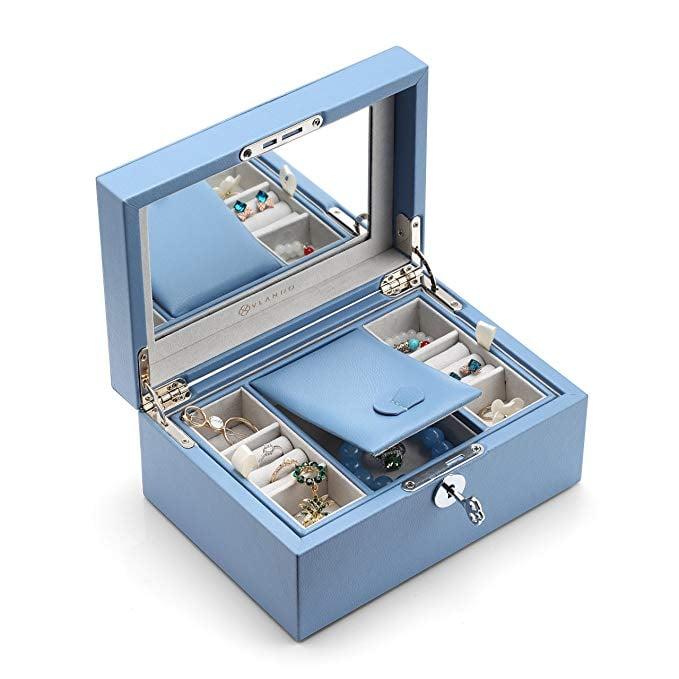 Lockable Jewelry Box