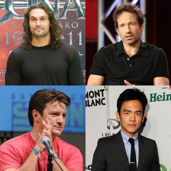 Hottest Men of Sci-Fi