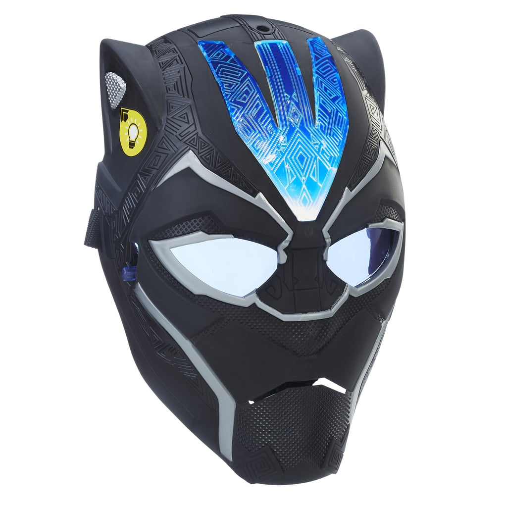 For 6-Year-Olds: Marvel Black Panther Vibranium Power FX Mask
