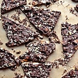 Corn Nut and Popping Sugar Chocolate Bark