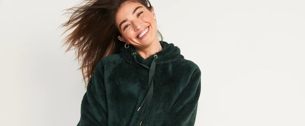 Best Sherpa Sweatshirts and Jackets For Women at Old Navy