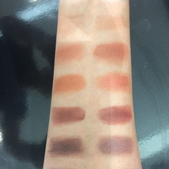Naked Heat NYX Palette Dupe