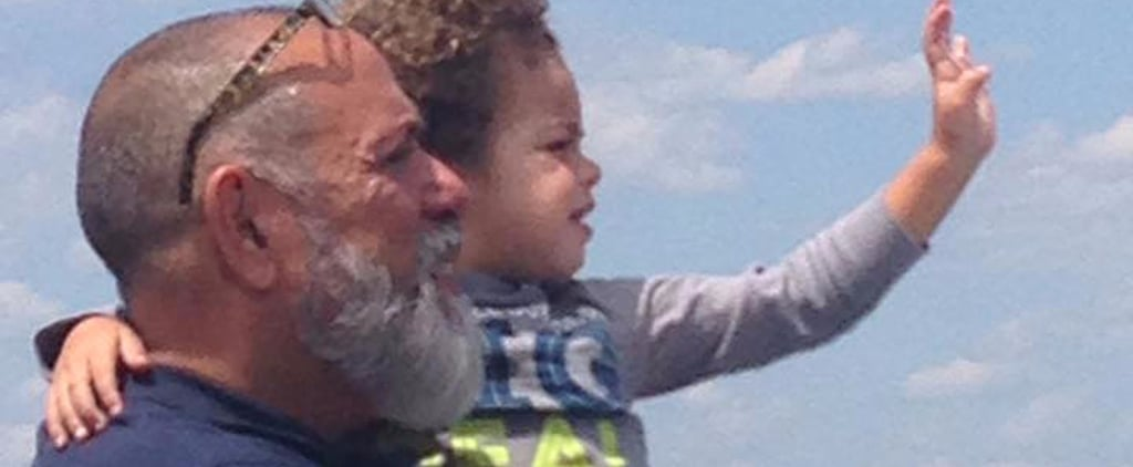 """United Airlines Detained This Dad Because His Arms Were """"Too Close"""" to His Son's Genitals"""