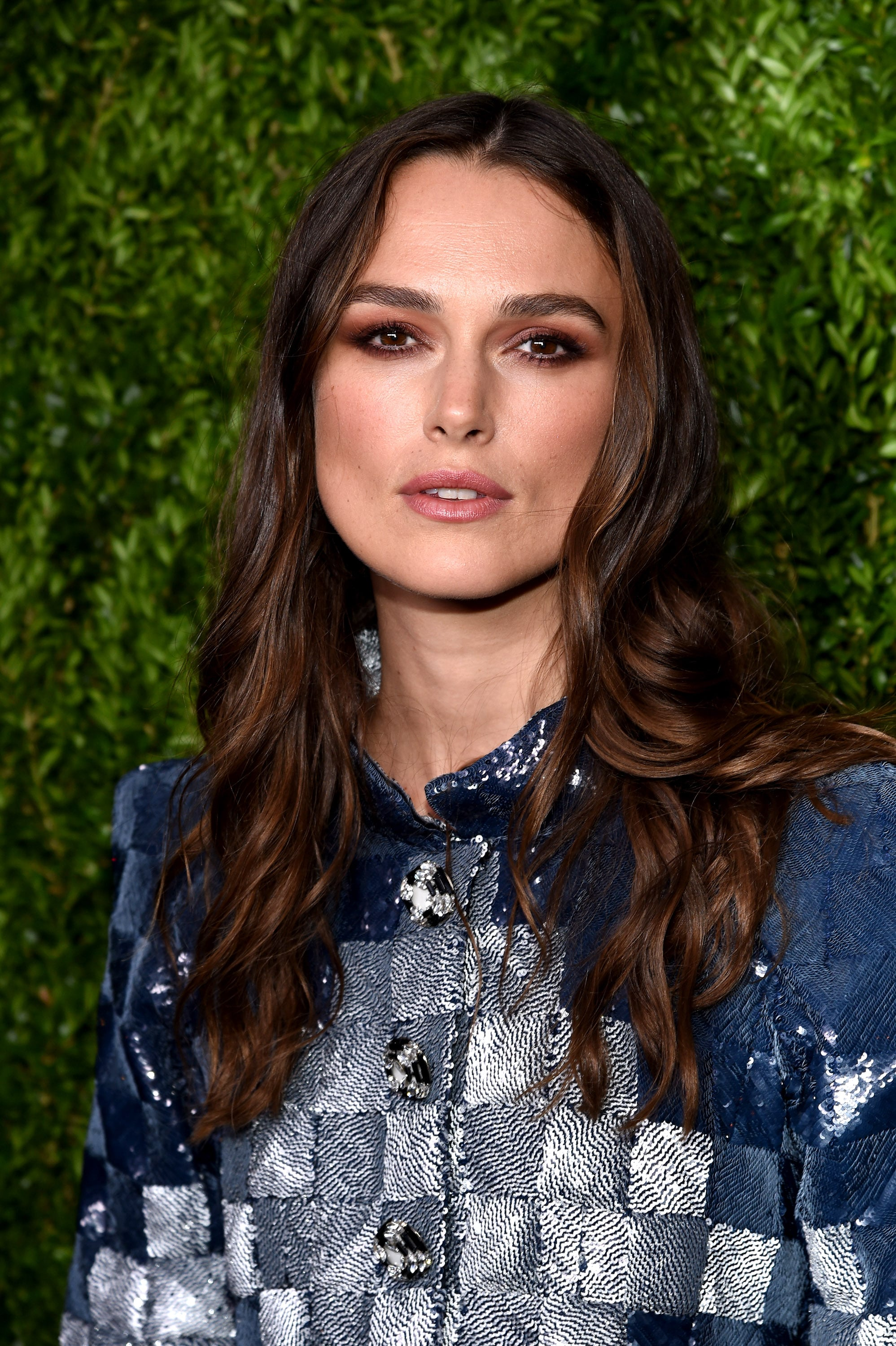 NEW YORK, NY - SEPTEMBER 06:  Actress Keira Knightley attends the CHANEL Fine Jewellery Dinner in honour of Keira Knightley at The Jewel Box, Bergdorf Goodman on September 6, 2016 in New York City.  (Photo by Dimitrios Kambouris/WireImage  )