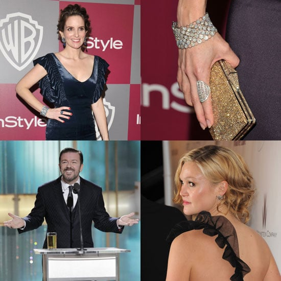 Pictures of Red Carpet, Afterparty, Fashion, and Beauty From 2011 Golden Globes