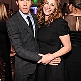 Julia Roberts and Danny Moder: 16 Years
