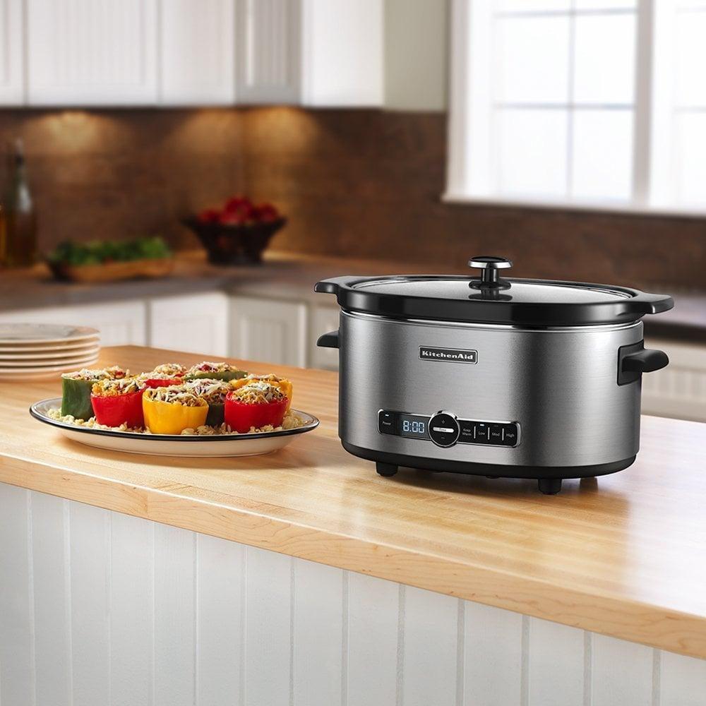 Under $100: KitchenAid Six-Quart Slow-Cooker