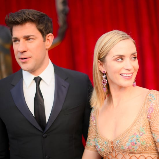 Emily Blunt and John Krasinski Red Carpet Style