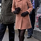 Kate at the Cheltenham Festival in 2013