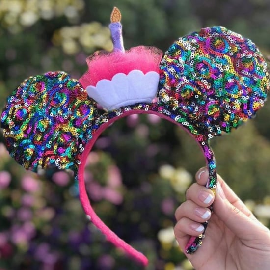 Disneyland Birthday Mouse Ears