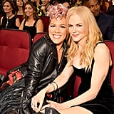 Pictured: Pink and Nicole Kidman