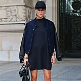 """You'll have nothing to say but """"très chic"""" after looking through our rolling roundup of Paris Fashion Week street style."""