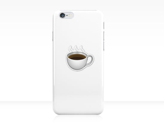 Emoji Coffee Phone Case ($25)