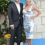 Tom Hanks and Rita Wilson at the Mamma Mia 2 Premiere