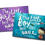 The Lost My Name Book