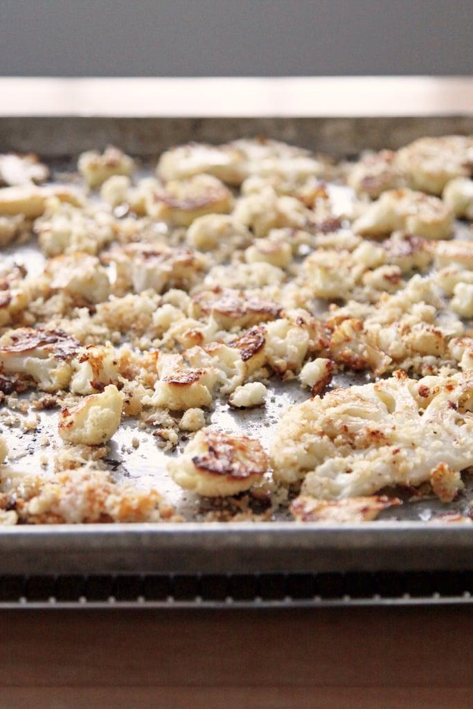 Ina Garten Recipe: Roasted Cauliflower Snowflakes