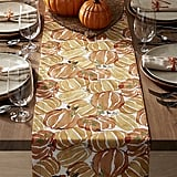 "90"" Pumpkin Table Runner ($30)"