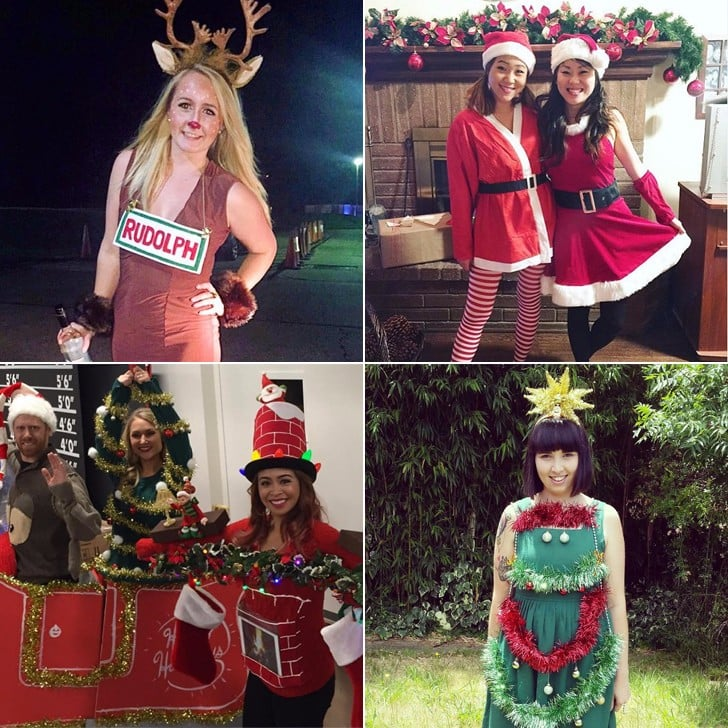Christmas Halloween Costume Ideas.Christmas Costume Ideas Popsugar Love Sex