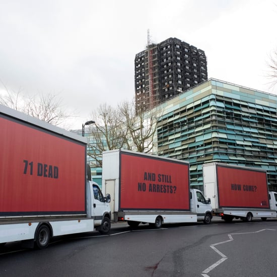 Justice 4 Grenfell Three Billboards