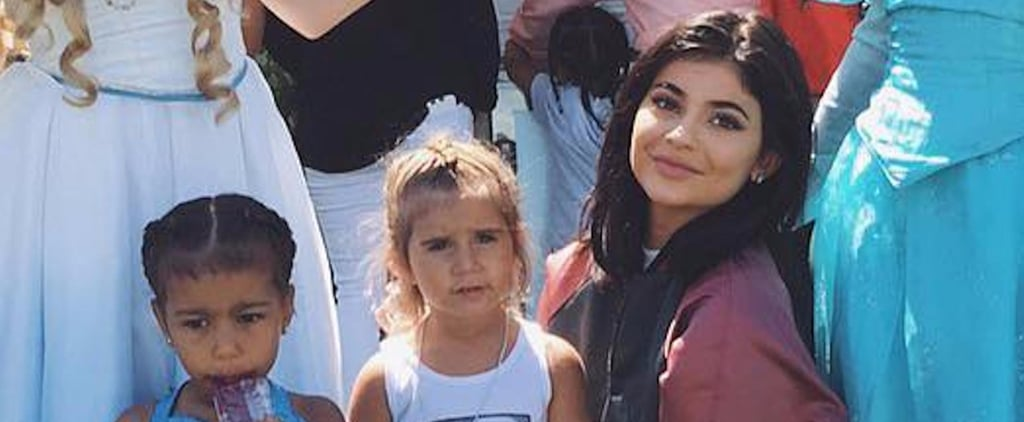 Kylie Jenner's Aunt Moments