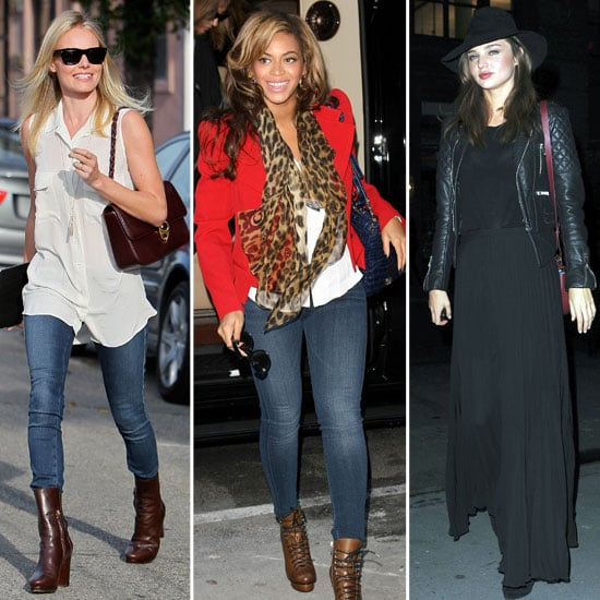 Celebrity Style Quiz For October 31 2011 Popsugar Fashion