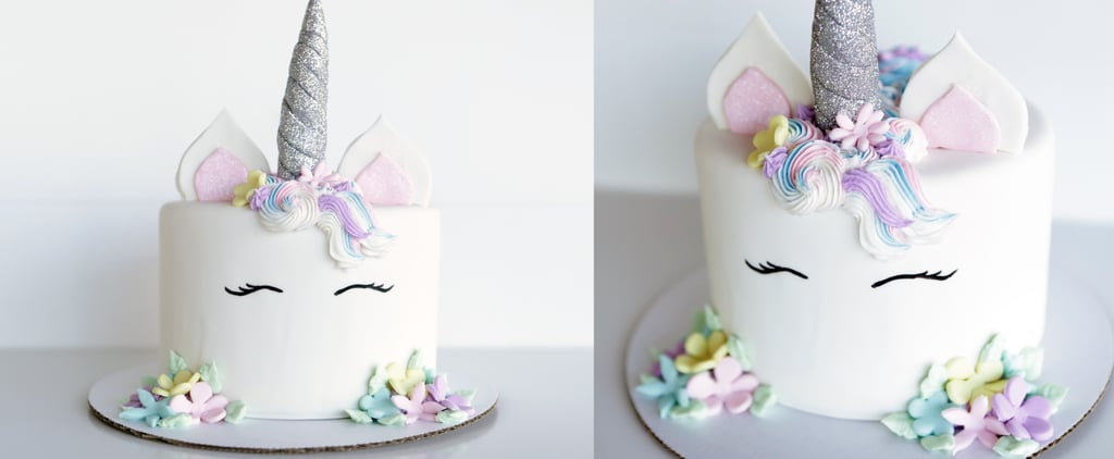 Unicorn Cake Video