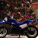 Carey Hart picked a very special ride for Willow for Christmas.
