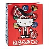 Small Hello Kitty Omatsuri Gift Bag Set