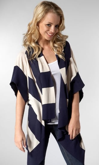 Whitley Kros Navy and Creme Cardigan: Love It or Hate It?