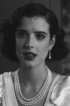 Watch Agyness Deyn's Silver Screen Debut
