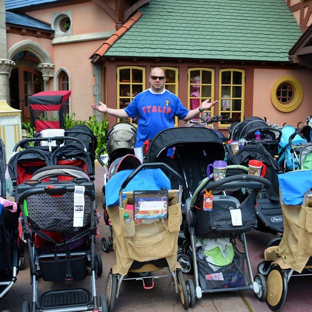 Make Your Stroller Stand Out