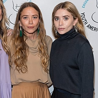 Mary-Kate and Ashley Olsen Long Skirts and Turtlenecks