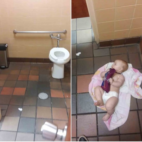 Dad's Rant on How No Men's Rooms Have Changing Tables